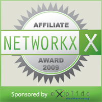 Logo der Affiliate Networkxx 2009